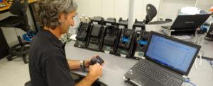 Paul, gas detection service team