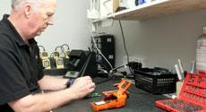 Gas Detector Servicing