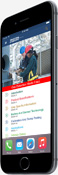 Gas detection training app iPhone