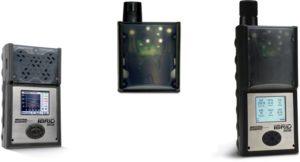 MX6 iBrid gas detectors and pump