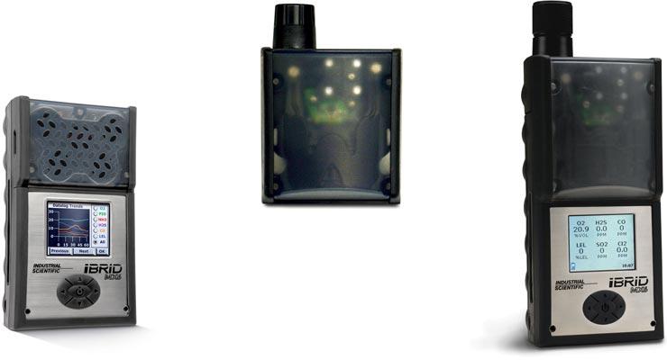 Portable Gas Detection >> MX6 iBrid Multi-Gas Portable Gas Detector