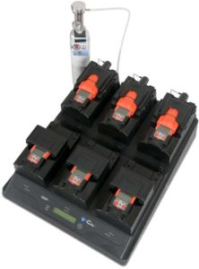 Ventis MX4 V-Cal 6-unit calibration station