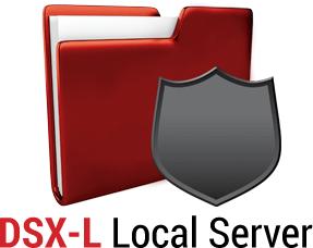 DSX-L local server