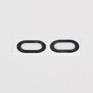 18109447 pump bottom dust filter pack for Radius BZ1 Area Gas Monitor