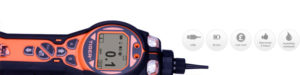 Ion Science Tiger LT gas detector key features
