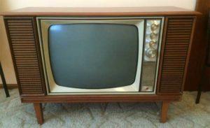 Pye television