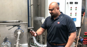 Sanjay Reddy - gas detection account manager