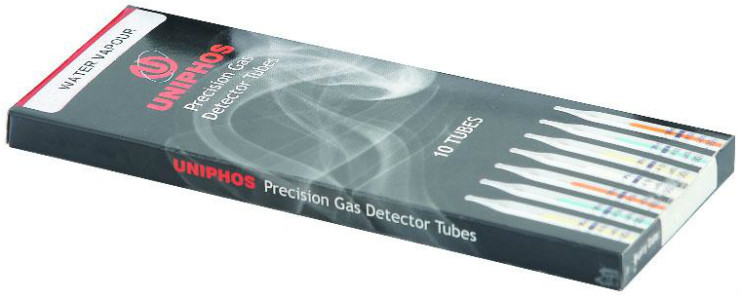 Uniphos gas detection tubes
