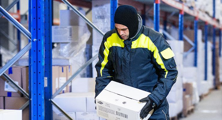 Fixed gas detection in refrigerated coldstore
