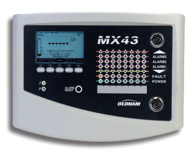 Oldham MX43 controller