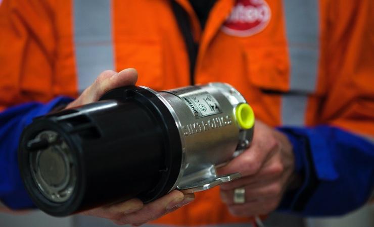 Oldham Simtronic infrared LEL gas detector