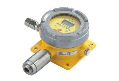 Uniphos fixed gas detector