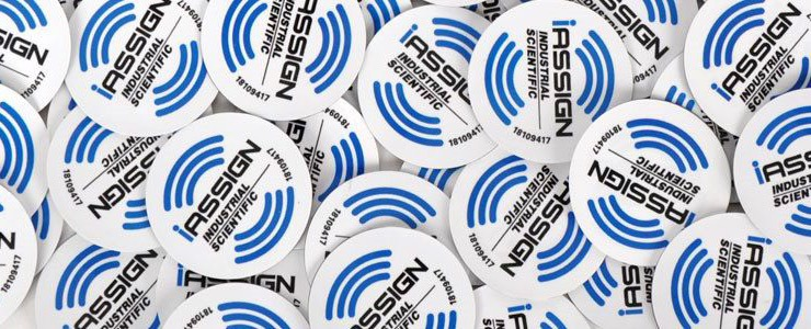 iAssign tags help ensure connected worker safety