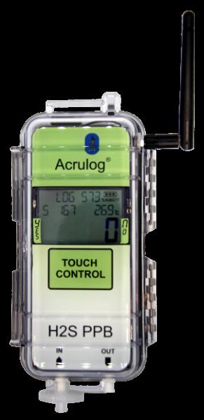 Acrulog H2S PPB Gas Data-Logger