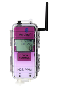 Acrulog H2S PPM Gas Data-Logger