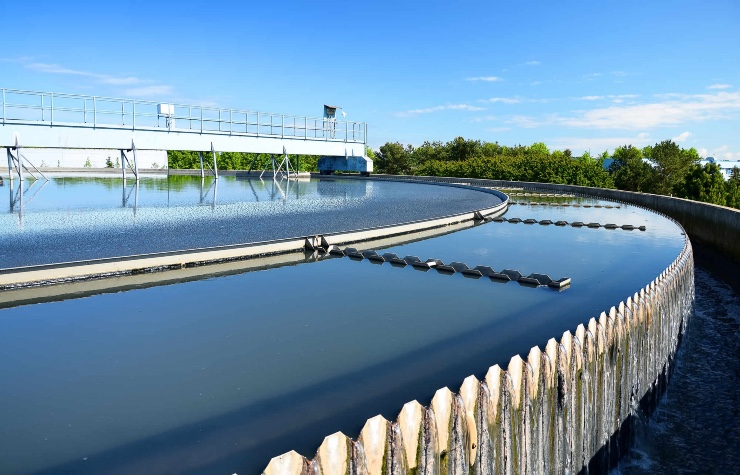 Gas data loggers for wastewater treatment plants and more
