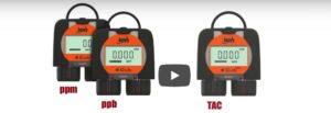Ion Science Cub PID rental gas detectors