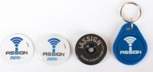 iAssign tags are available in different formats for different applications