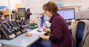Darnelle Batten, gas detection service team
